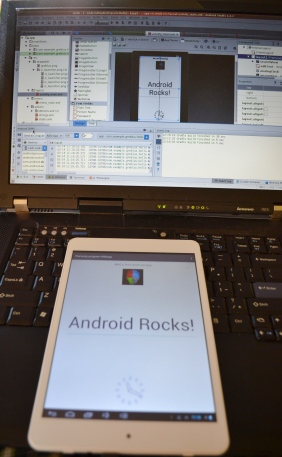 android_rocks